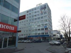 Pärnu mnt 139c hoone