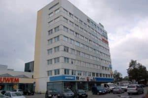 Pärnu mnt 139c hoone vaade Karamelli tn